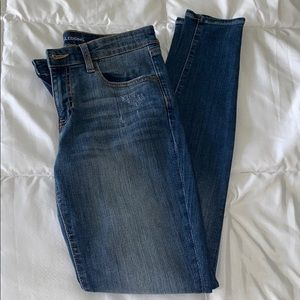 "Gap ""legging"" jeans. Size 27 R"